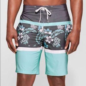 Goodfellow & Co Board Shorts Swim Trunks • W 40